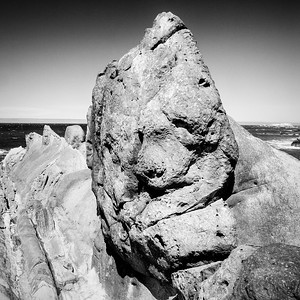 Bewildered Faces - North of Del Mar Point