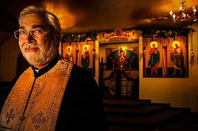 Greek Orthodox Priest