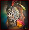 """""""SHRUNKEN HEAD"""" - TAKEN AT THE QUITO, ECUADOR HISTORIC CENTER ON NOVEMBER 20, 2011"""