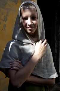 Child in costume - Festa dell'Uva, Isola d'Elba