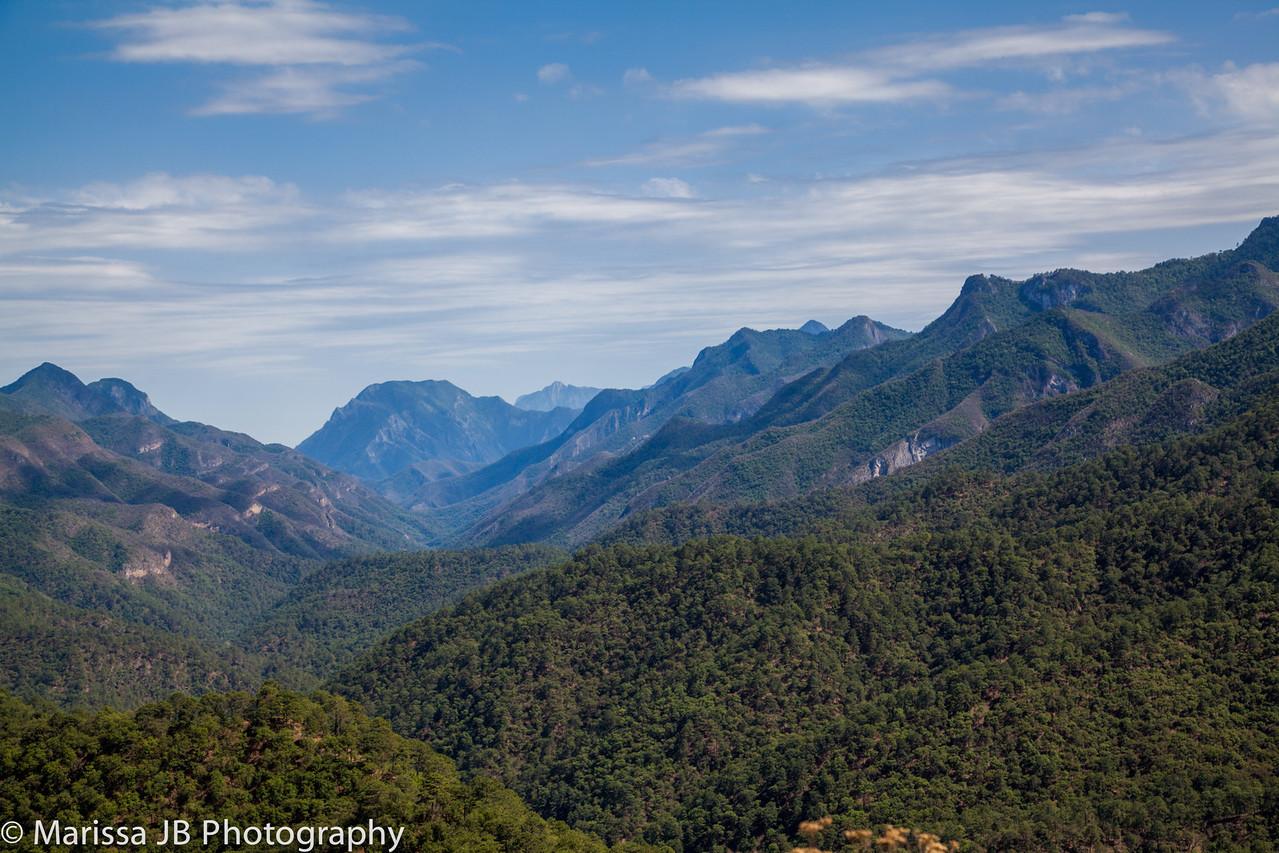Sierra de Santiago, Nuevo León, Mexico