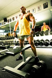 Duane Ellis Pumpin Iron Elite Fitness