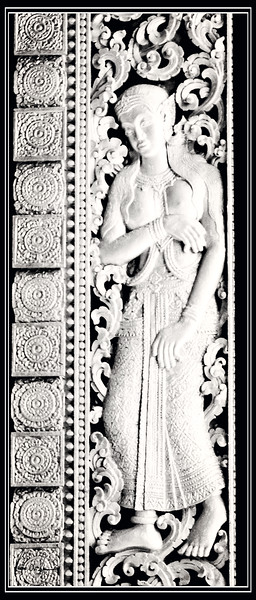 """DOORWAY PANEL CARVING"""