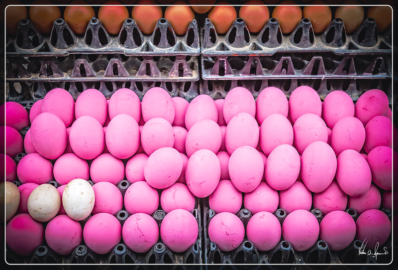"""PINK EGGS"""