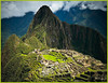 MACHU PICCHU - LATE MORNING ON NOVEMBER 17, 2011 AT MACHU PICCHU, PERU