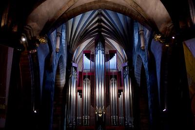 Church Interior - Edinburgh