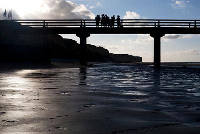 Omaha beach - Normandy, France