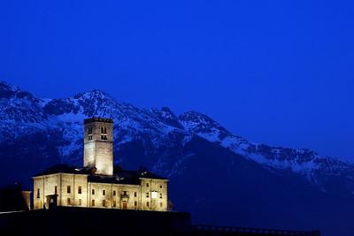 Sarre Castle - Val d'Aosta, Italy