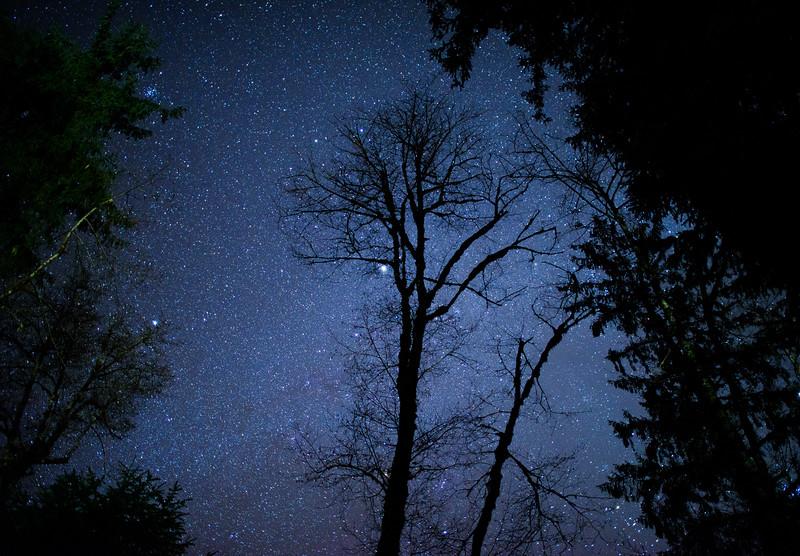 Eine brillante Sternen...