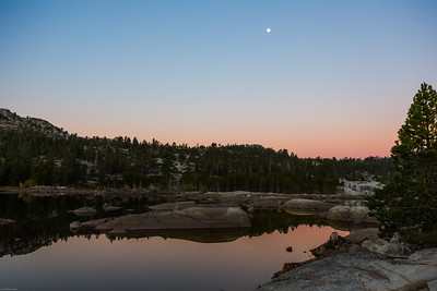 The best part about camping is that it's relatively easy to get up for sunrise :-)