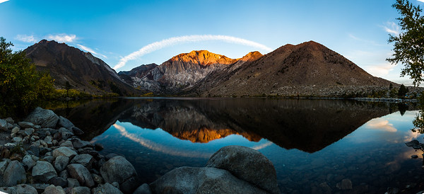 Convict Lake Sunrise 2