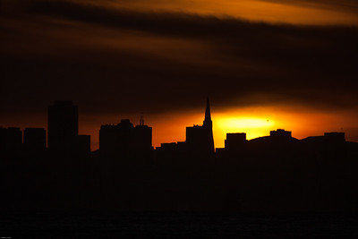 Transit Sunset, San Francisco