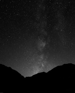 Sagittarius Setting, Convict Lake