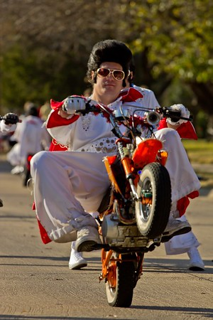 Elvis Wheelie