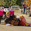 Posing Clown