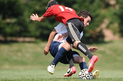 High School Soccer: Summit