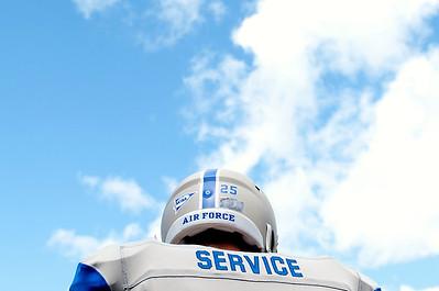 NCAA Football: Air Force at Michigan