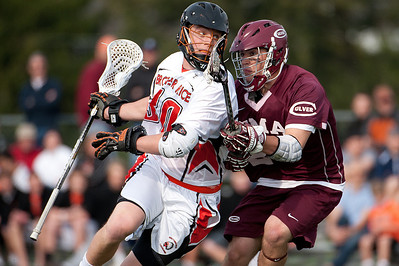 High School Lacrosse: Culver Military Academy at Brother Rice