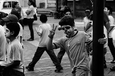 { peace protest }