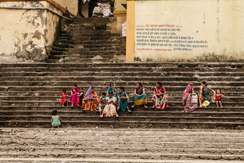 { women of bombay }