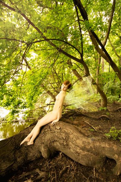 woodland faerie