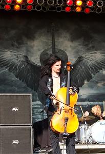 Apocalyptica. Rockfest 2011.