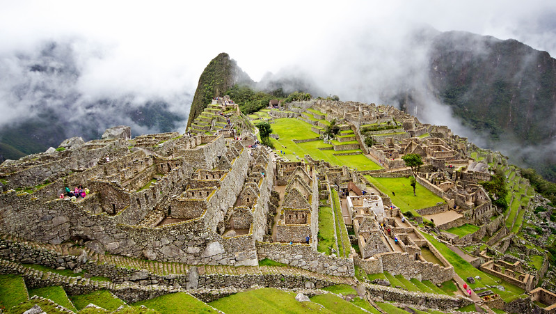 { lost city of the incas }