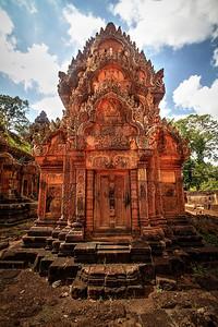 Banteay Srei, Siem Reap (Woman's Temple)