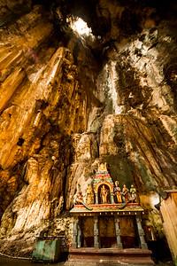 { batu cave temple }