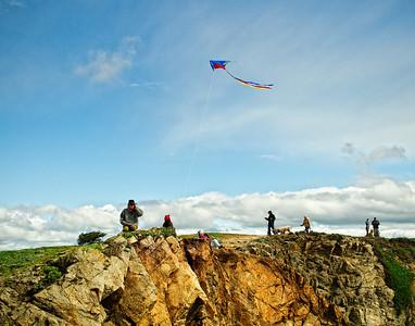 Kite and Phone