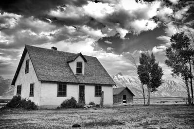 Mormon Row, Grand Teton NP, WY