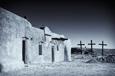 Church in Abiquiu, NM