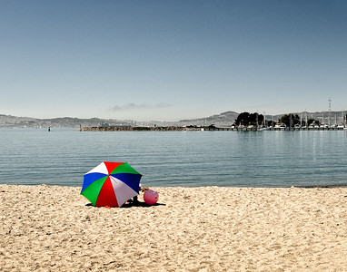 Crown Beach, Alameda, California