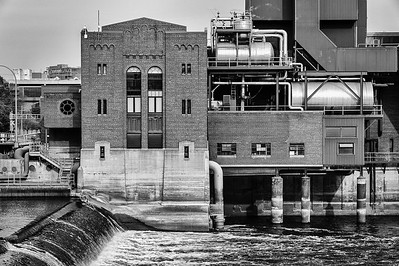 Iowa City Power Plant
