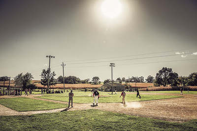 Field of Dreams, Dyersville. Iowa