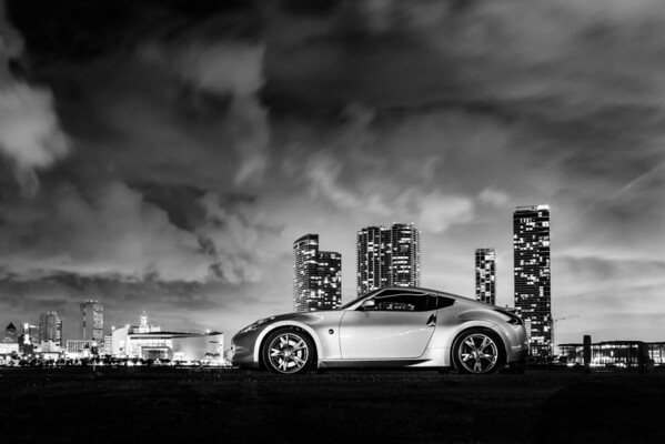 370Z AT NIGHT