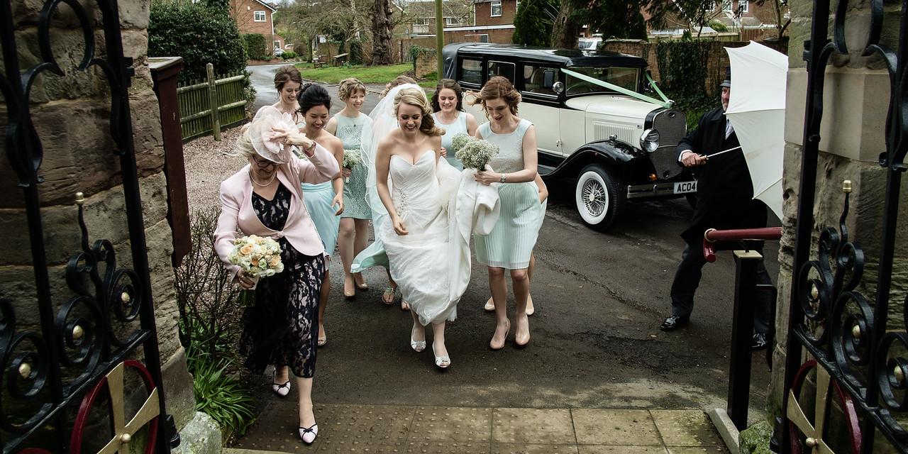 Sophie Lashford & Alastair Arnold - Wedding Day