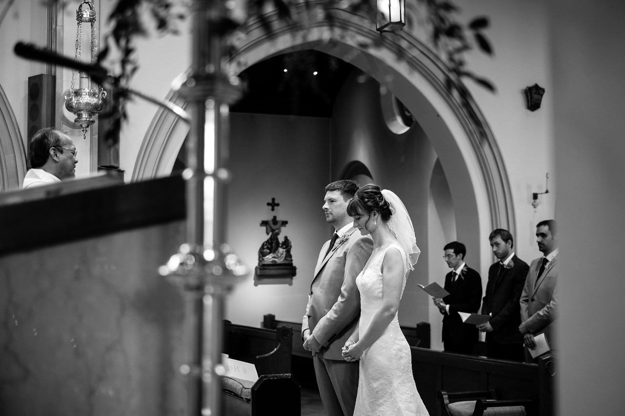 Lucy & Mike - Wedding Day
