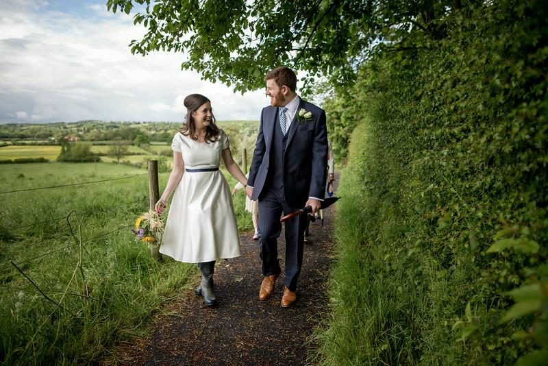 Kirsty & Martin - Wedding Day