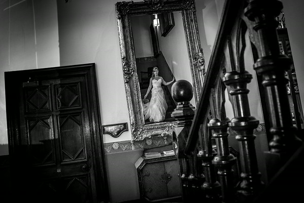 Mark and Lisa Jenkins Wedding Day Photographs Wroxall Abbey 2013