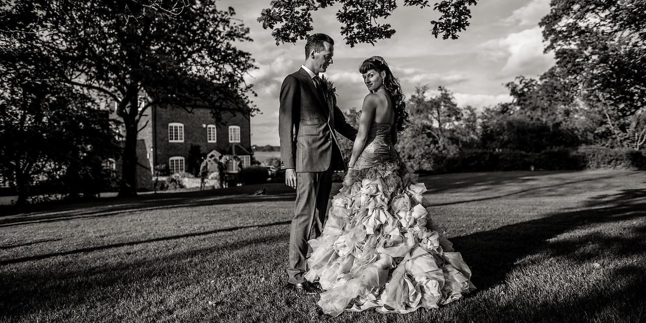 Sally & Tom Wedding Day