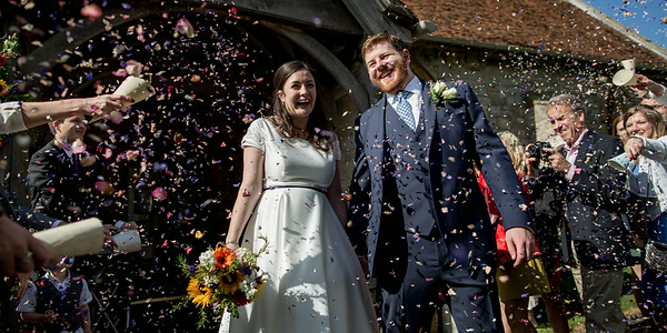Kirsty & Martin - Wedding Day