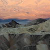 Sunrise  at Zabrinski Point