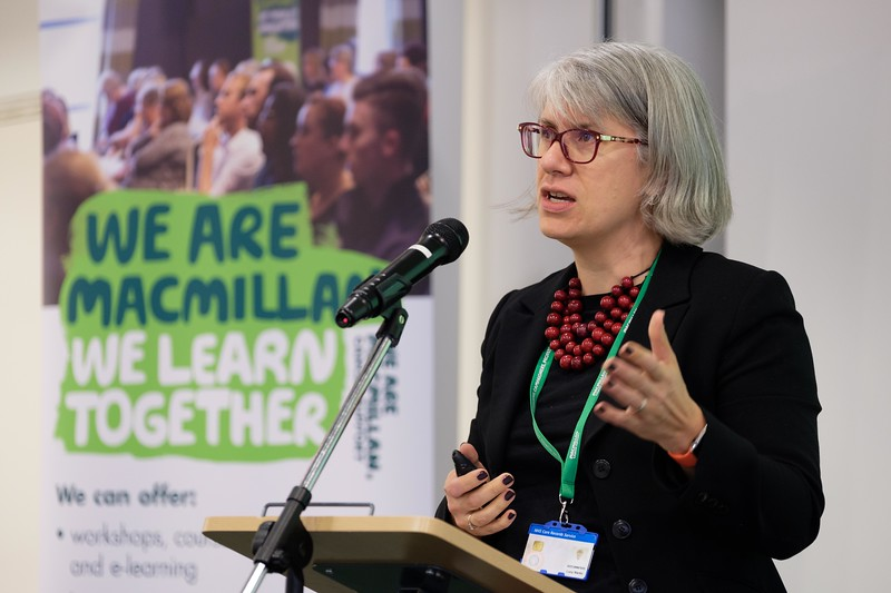 Macmillan Caring for the Cancer Patient Conference
