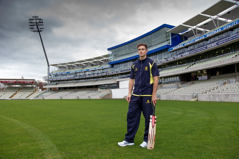 Edgbaston Cricket Ground - Chris Woakes