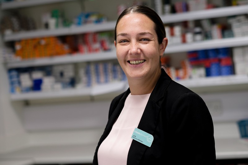 Lloyds Pharmacy, Victoria Street, Hednesford - Store Re-Opening