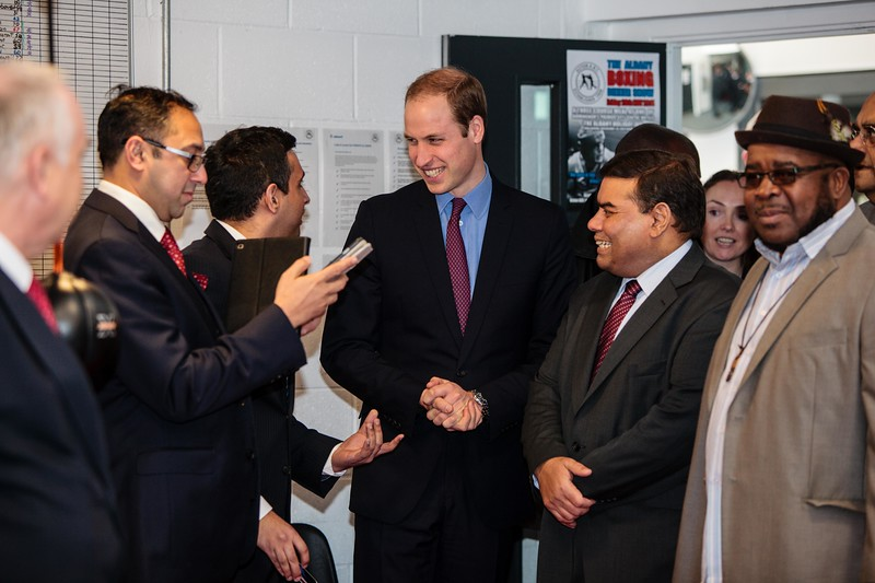 Holford Drive Community Sports HUB, Perry Barr - Prince William