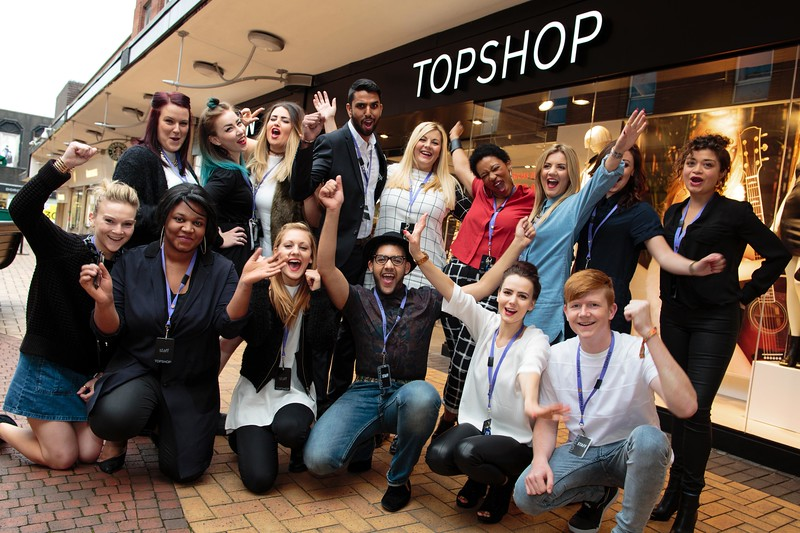 Topshop Sutton Coldfield - Store Openning