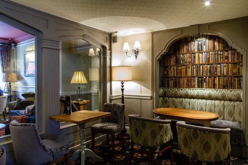 The George Hotel, Lichfield - 09-11-2015