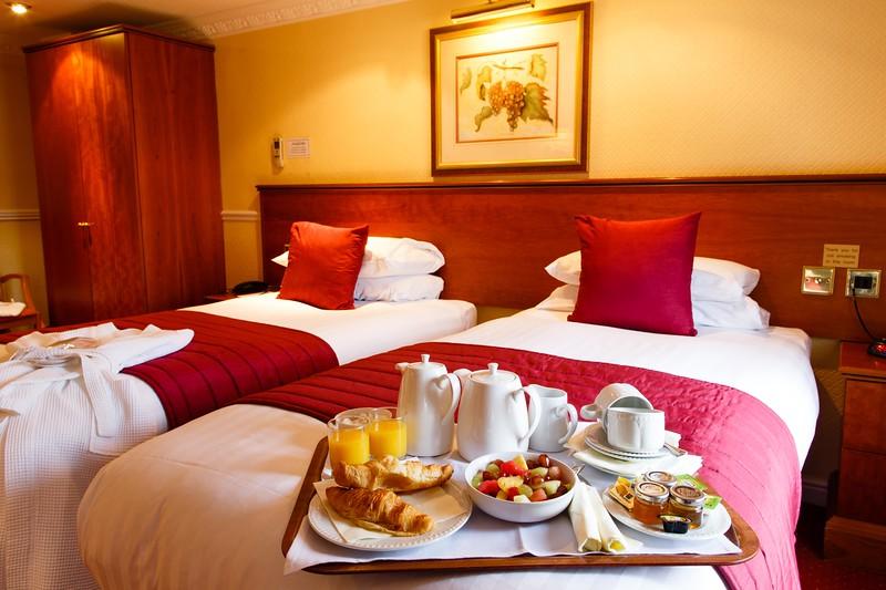 The George Hotel, Lichfield - 18-03-2016